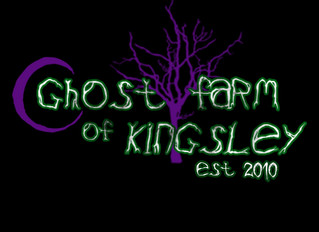 Haunted Trail at the Ghost Farm of Kingsley