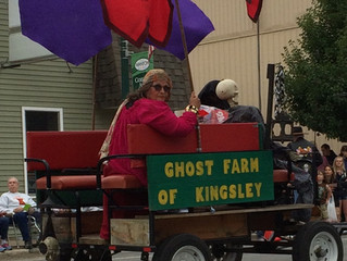 Ghost Farm's Monsters Haunting a Parade Near You!