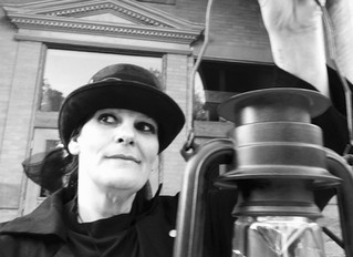 Favorite Moments doing a Ghost Tour