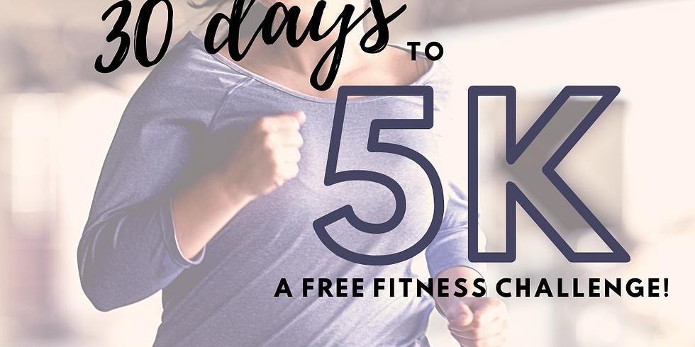30 Days to 5K