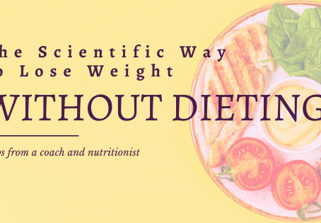 The Scientific Way to Lose Weight Without Dieting