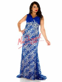 šaty Lace