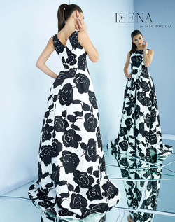 šaty Black Rose