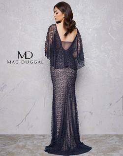 šaty Midnight sky