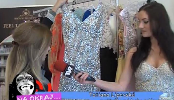 Blonde Brunette radí čo si obliecť na plesy