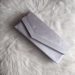 sivá / strieborná kabelka