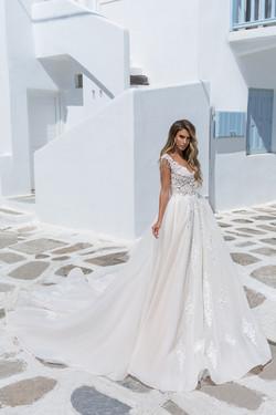 šaty Theily (kolekcia 2021)