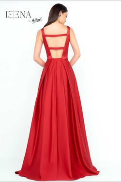 šaty Zaira červené ( máme obe )