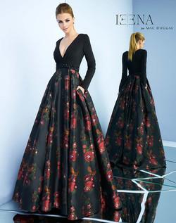 šaty Salome
