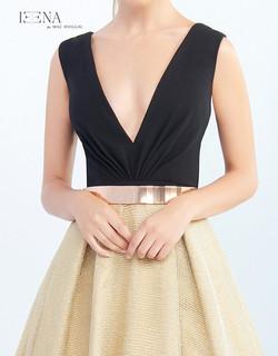 šaty Goldie