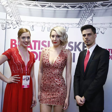 Blonde Brunette na Bratislavských módnych dňoch