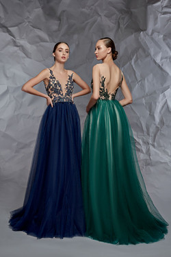 šaty Wendy (máme iba v modrej)