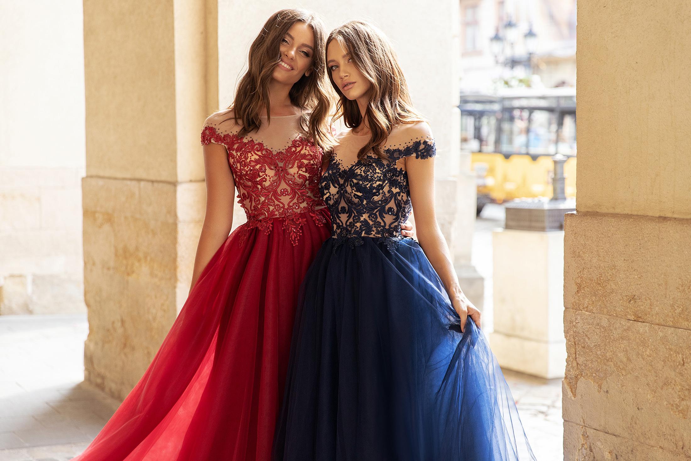 šaty Chantal ( máme v červenej )