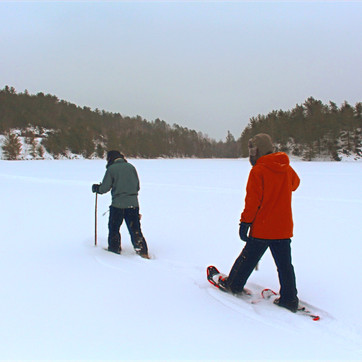 Can I Walk on That Lake? - Finding Safe Ice