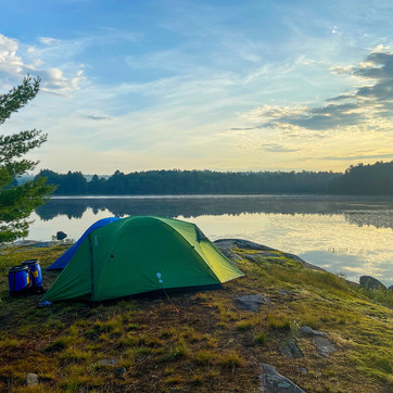 How to safely Backcountry Camp (With no Experience)