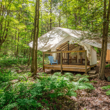 Let's Go Glamping - The 6 Best Spots in Ontario