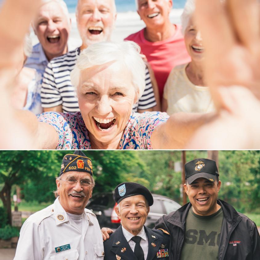 PATH Virtual Health and Wellness Fair - Seniors & Veterans
