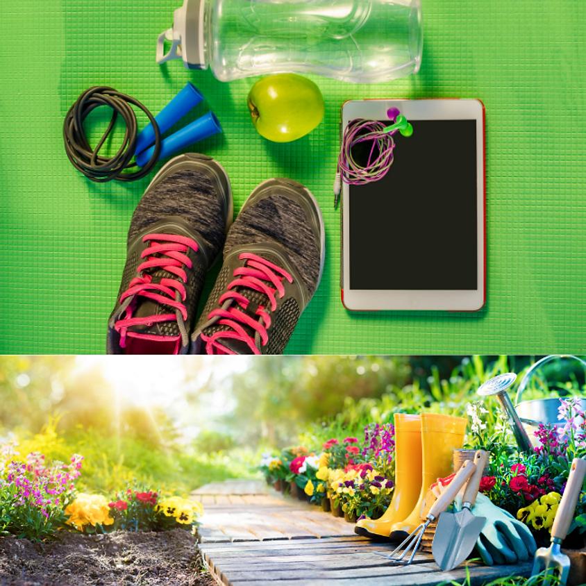 PATH Virtual Health and Wellness Fair - Physical Activity & Gardening