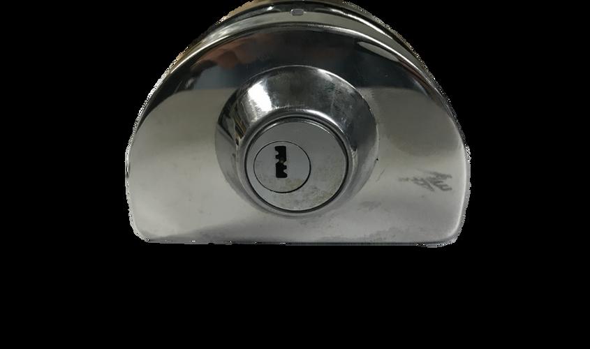 5. Chapa redonda llave x llave sin recibidor