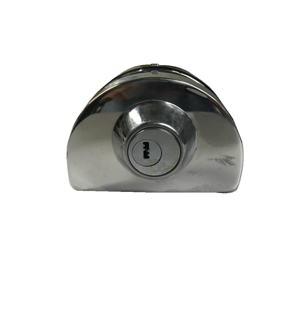 2. Chapa redonda llave x nada sin recibidor