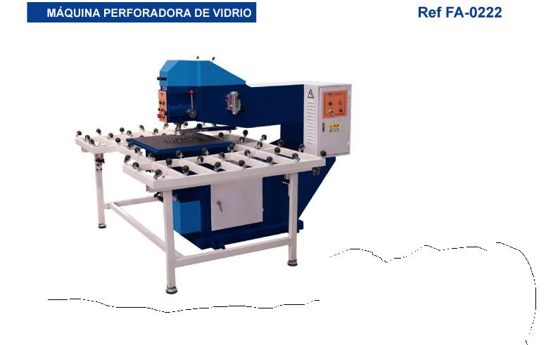 TALADRO FA-0222