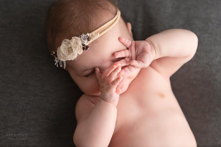 Bébé fille