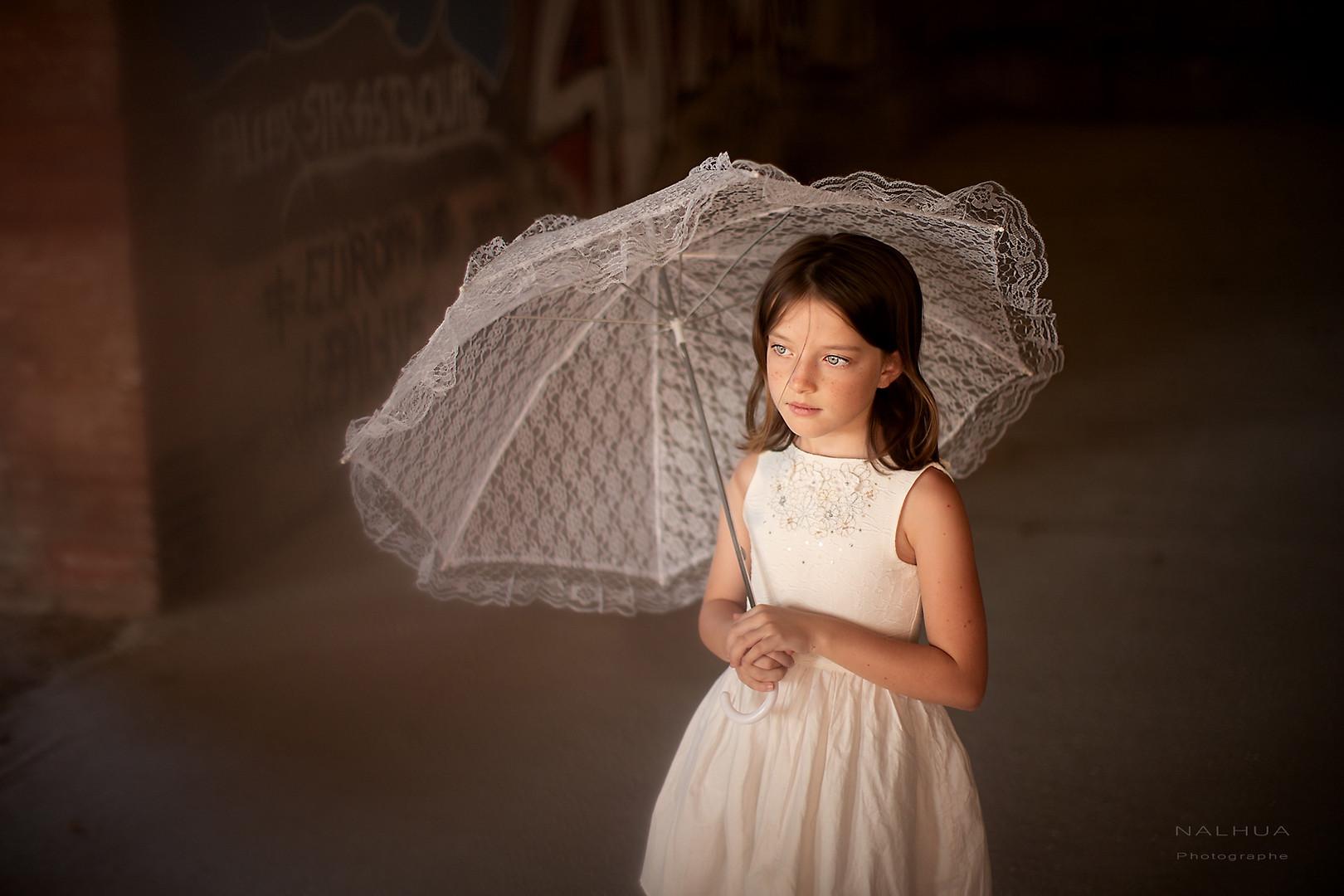 Photo de petite fille