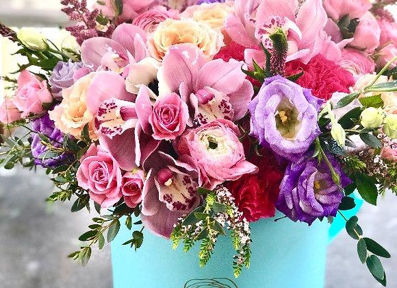 Signature Tiffany Blue Box - Garden Selection