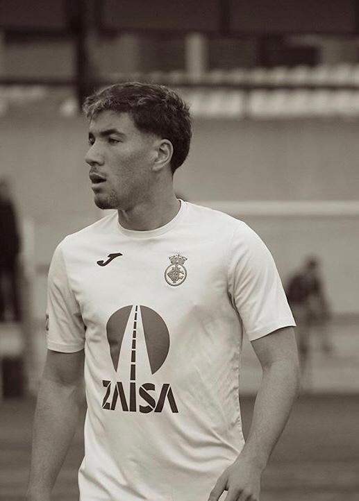 """Enis Bocard (Real Club Union): """"Ce mélange espagnol et suisse m'a beaucoup servi"""""""