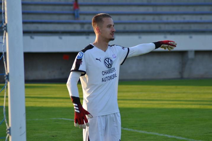 """Tymoteusz Skrzypek (FC Libourne) : """"Grenoble m'a permis d'être prêt"""""""