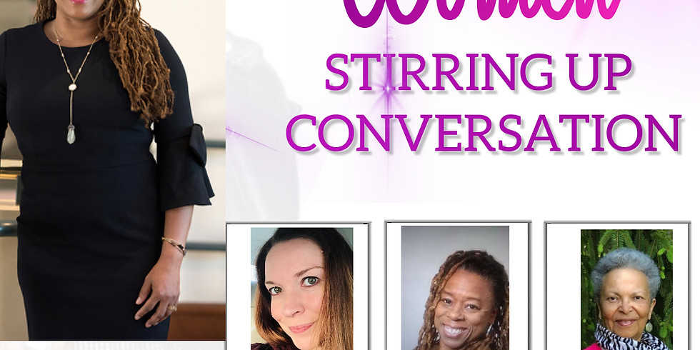 Women Stirring Up Conversation