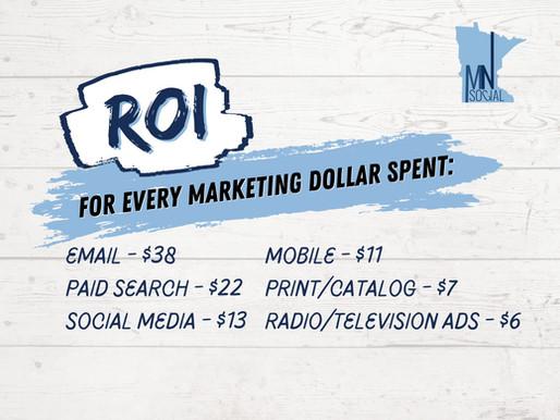 Digital Marketing - The Hunt for ROI