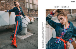 Neon Hustle - Shuba Magazine