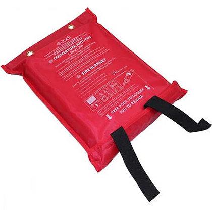 Couverture Anti-Feu fourni avec Gants Anti-chaleur