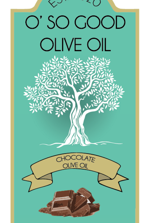 Chocolate Infused Extra Virgin Olive Oil