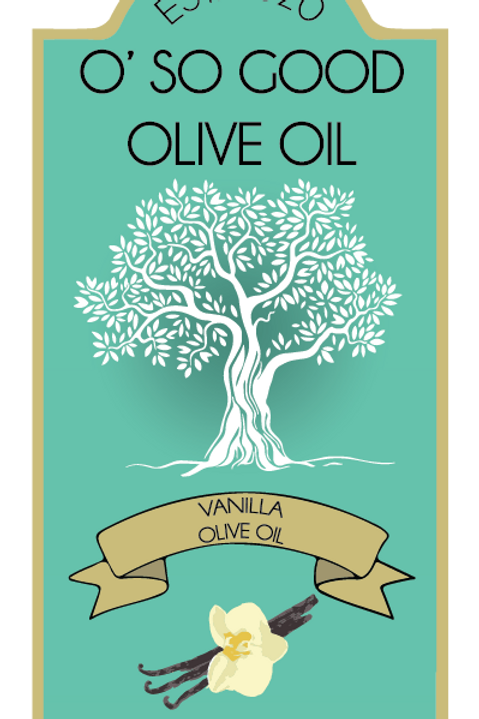 Vanilla Infused Extra Virgin Olive Oil