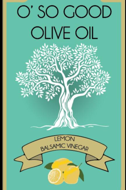 Lemon Balsamic Vinegar