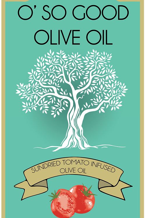 Sundried Tomato Olive Oil