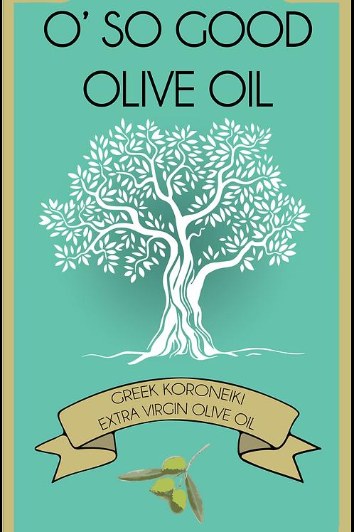 Greek Koroneiki Extra Virgin Olive Oil
