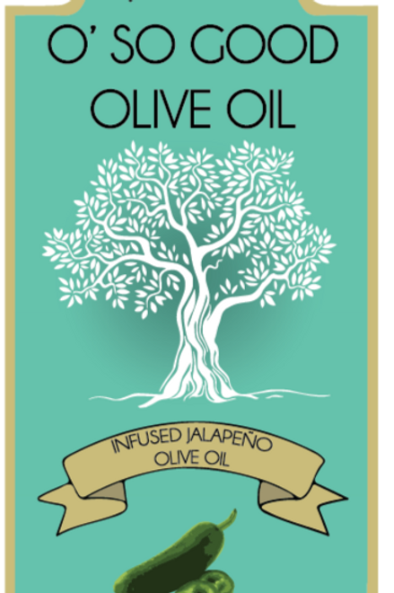Infused Jalapeno Extra Virgin Olive Oil
