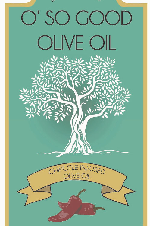 Chipotle Infused Olive Oil