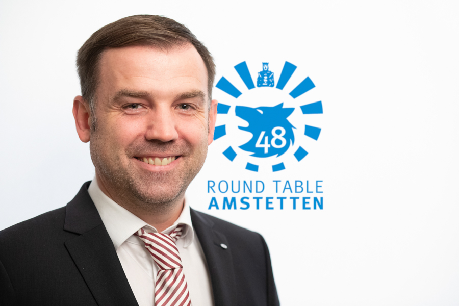 Michael Sengstbratl (Vize-Präsident)