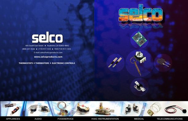 Selco Catalog Cover