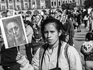 Protesting Femicide in Mexico