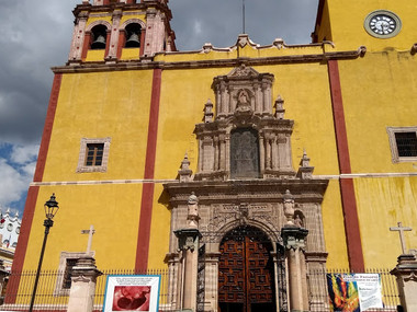 Upcoming Solo Exhibition in Guanajuato, Mexico