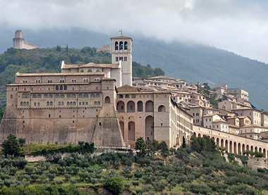 Artist Residency in Assisi, Italy