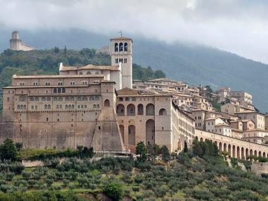 Artist Residency, Assisi, Italy