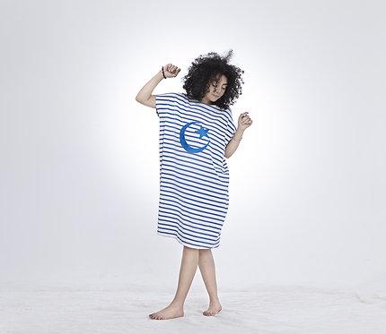 Najima T-shirt Dress