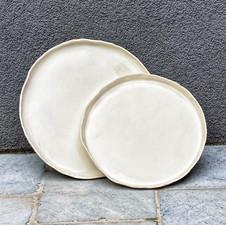 Assiettes Porcelaine