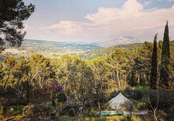Lotus Belle Aic en Provence